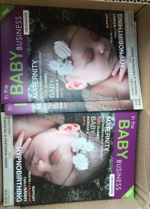 In the baby business Lincolnshire