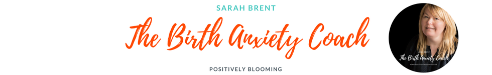 Sarah Brent – The Birth Anxiety Coach