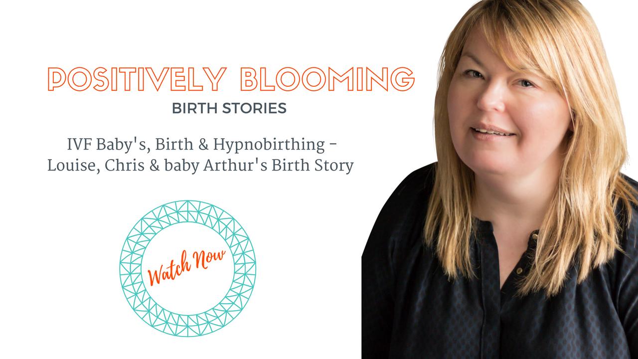 IVF Baby's, Birth & Hypnobirthing