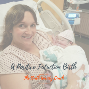 Sarah Brent - The Birth Anxiety Coach Birth Anxiety